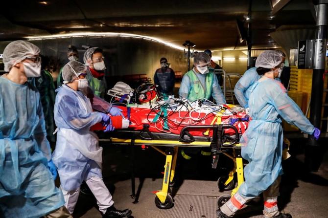 Almanya'da Coronavirüs nedeni ile ölenlerin sayısı 1048'e yükseldi