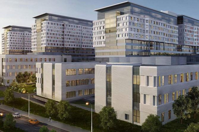 İkitelli Şehir Hastanesinin ilk etabı 20 Nisan'da hizmete alınacak
