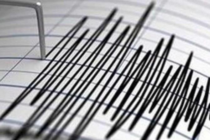 Van'ın Tuşba ilçesinde 4,7 büyüklüğünde deprem