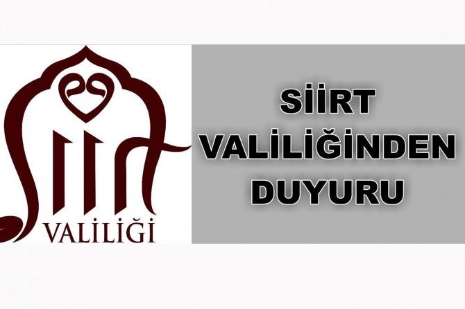 Şirvan'ın Akgeçit köyü 14 gün süreyle karantinaya alındı