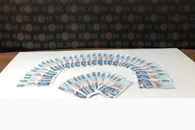 Malatya'da sahte para operasyonunda yakalanan şüpheli tutuklandı