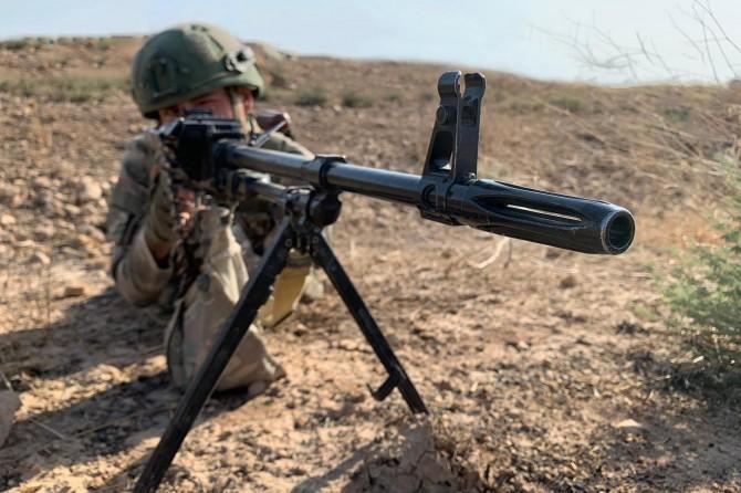 MSB, 10 PKK/YPG'linin öldürüldüğünü duyurdu