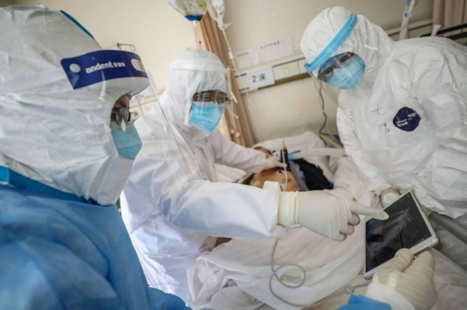 Wuhan reports 4 new deaths from coronavirus