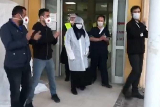 Mardin'de Coronavirus tedavisi gören 2 kişi taburcu edildi