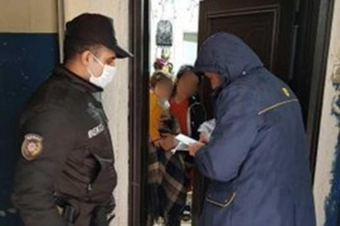 Siirt'te sosyal yardım paraları ailelere teslim edilmeye başlandı