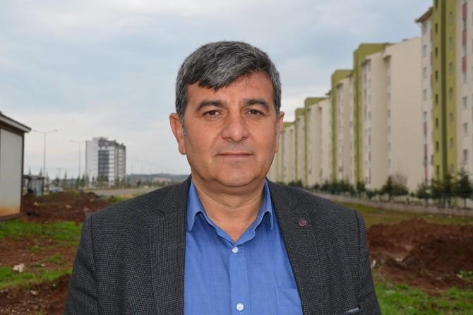 """Diyarbakır Talaytepe Mahalle Muhtarı: """"Önlem alınmazsa TOKİ binaları yıkılacak"""""""