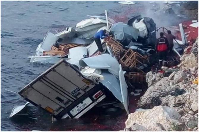 Mardinli TIR şoförü Mersin'de geçirdiği kaza sonucu hayatını kaybetti