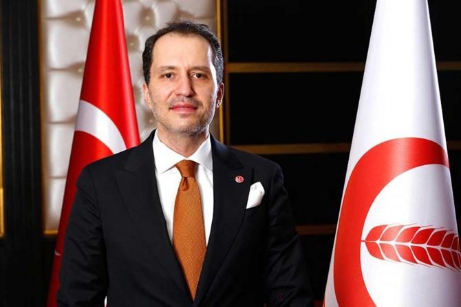 """Fatih Erbakan: """"Bu zor günlerde çiftçilere sahip çıkmalıyız"""""""