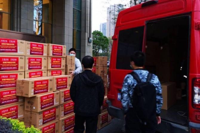 Çin, İran'a tıbbı malzeme yardımını sürdürüyor