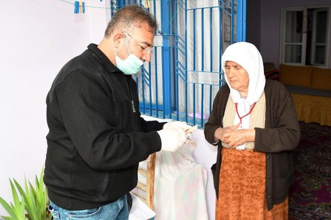 Adıyaman'da ihtiyaç sahiplerine sosyal yardım ödemeleri dağıtılmaya başlandı