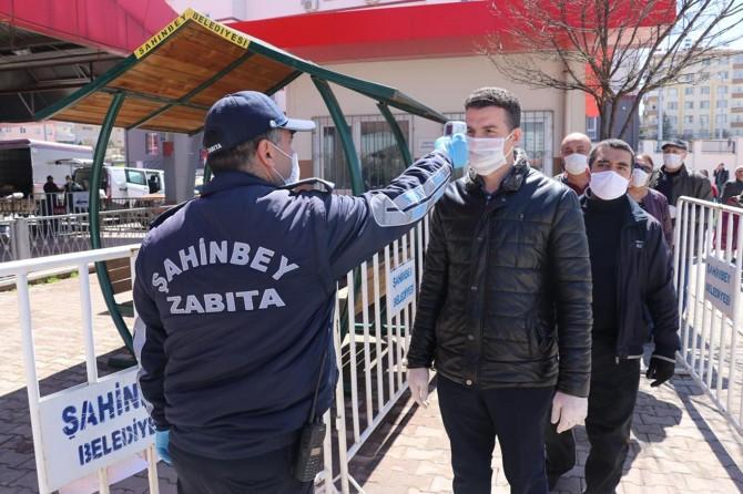 Gaziantep'te Covid-19 tedbirleri artırıldı