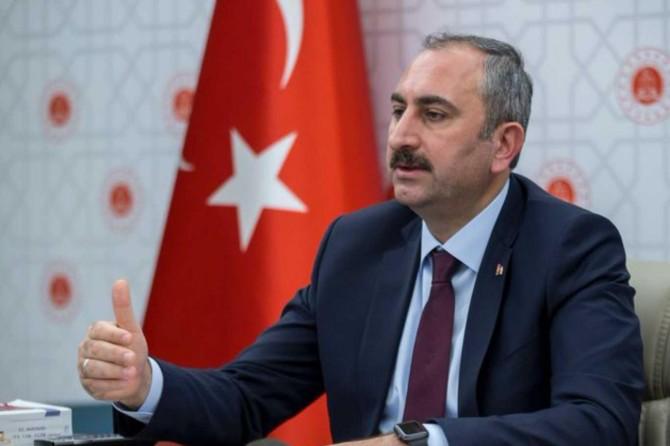 Adalet Bakanı Gül: Soruşturma dosyasındaki belgelere avukatlar erişebilecek