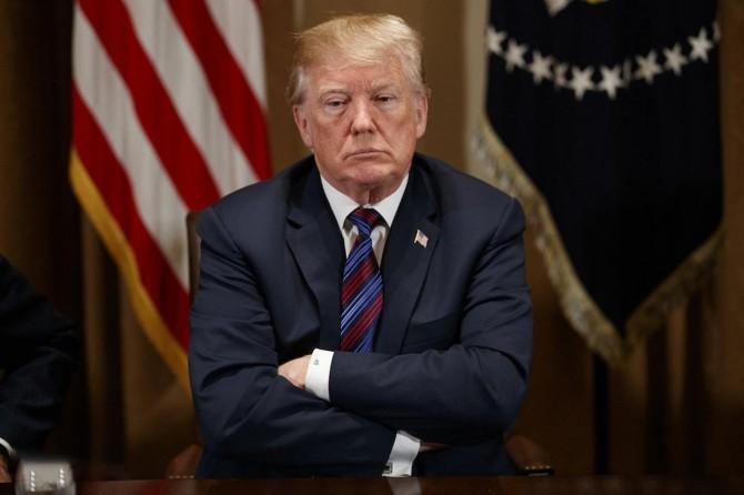 """Trump: """"Ew ê di du heftîyên pêşîya me de gelek kes bimirin"""""""