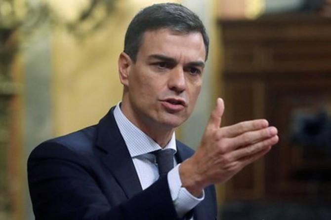İspanya Başbakanı Sanchez'den Coronavirus ile mücadele konusunda AB'ye eleştiri