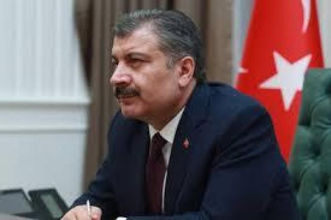 Sağlık Bakanı Koca, günlük Coronavirus test sayılarındaki artışa dikkat çekti