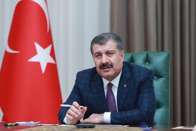 Sağlık Bakanı Koca, İstanbul için Coronavirus toplantısı yaptı