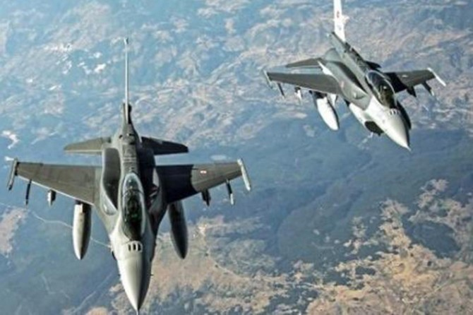 5 PKK members killed in an airstrike in northern Iraq: Turkey's Defense Ministry