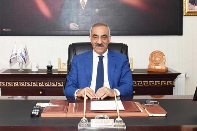 Hilvan Belediye Başkanı Bayık'tan Berat Kandili mesajı