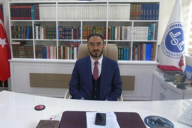 """Diyarbakır İl Müftüsü Karabayır'dan """"Beraat Kandili"""" mesajı"""