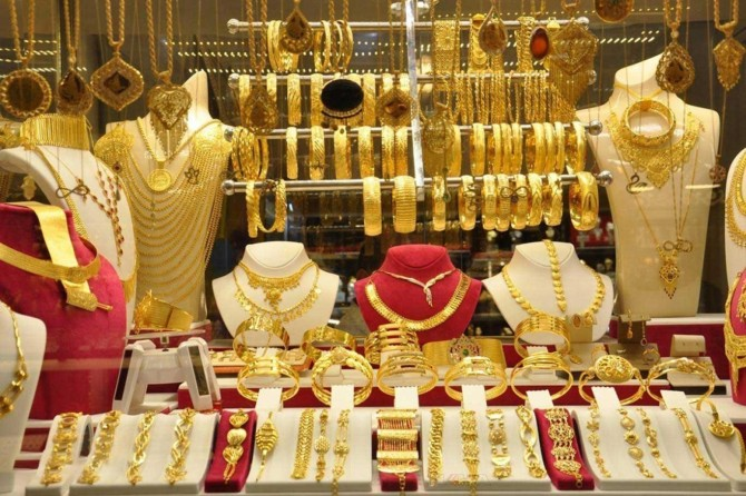 Gram altın 361 liraya çıkarak rekor kırdı