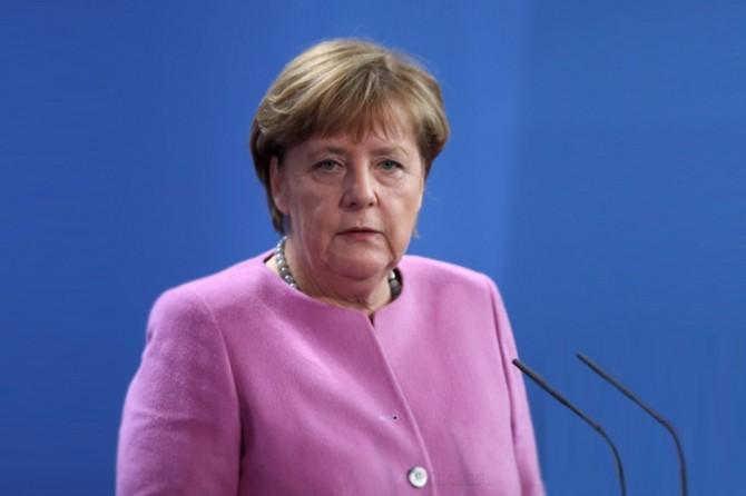 Almanya Başbakanı Merkel: Coronavirus salgını Avrupa Birliği'nin en büyük sınavı