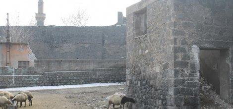 Tarihi cami yok sayılıp yıktırıldı