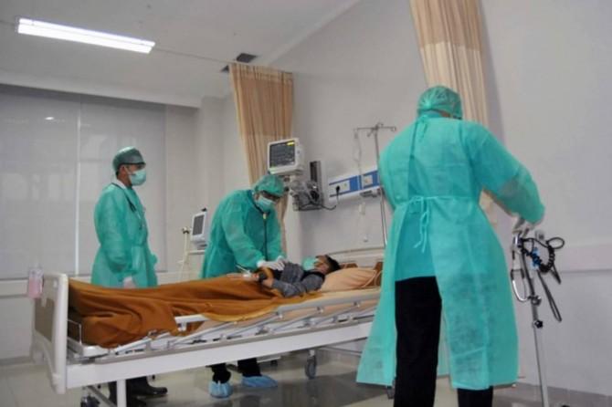 Endonezya'da Coronavirus'ten ölenlerin sayısı 221'e ulaştı