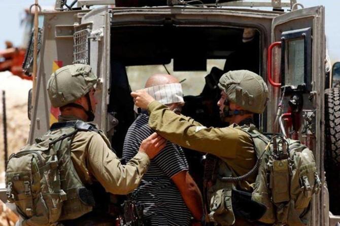 Siyonist işgal rejimi serbest bırakılan 5 Filistinliyi gözaltına aldı