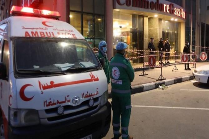 Gazze'de toplam Coronavirus vakası 13'e yükseldi
