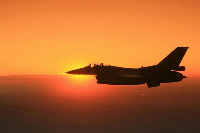 Irak'ın kuzeyine hava harekâtı: 2 PKK'li öldürüldü
