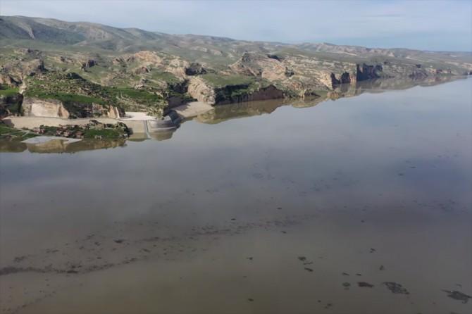 Hasankeyf, binlerce yıllık tarihi ve kültürü ile sular altında