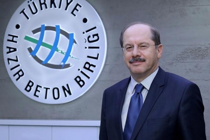 """THBB Başkanı Işık: """"Beton dökümlerinde önümüzdeki aylarda durgunluk bekleniyor"""""""