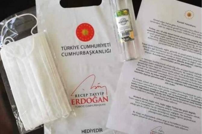 """Cumhurbaşkanı Erdoğan: """"Sizlerden ricam; kesinlikle dışarıya çıkmamanızdır"""""""