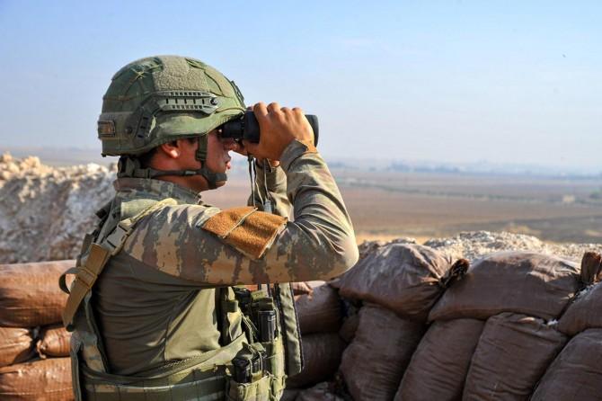 MSB: 8 PKK/YPG'li etkisiz hale getirildi
