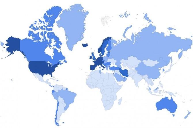 ABD'deki Coronavirus vaka sayısı, 204 ülkenin vaka sayısından daha fazla