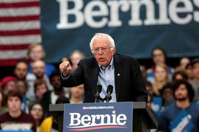 Bernie Sanders ABD başkanlık yarışından çekildi