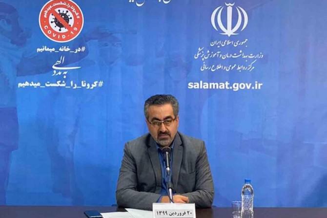 İran'da Coronavirus nedeniyle hayatını kaybedenlerin sayısı 4 bin 110'a yükseldi