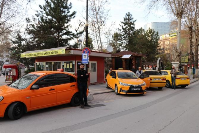 Dert yanan taksici esnafı: Destek paketinden bize bir şey çıkmadı