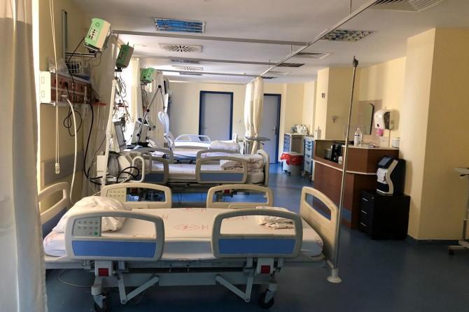 Midyat Devlet Hastanesinde yoğun bakım ünitesi yatak sayısı artırıldı