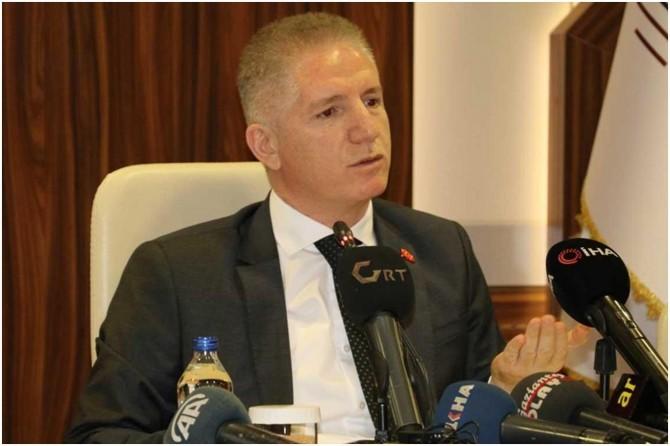 Gaziantep Valisi Gül: Her gün 500 kişiye idari yaptırım uyguluyoruz