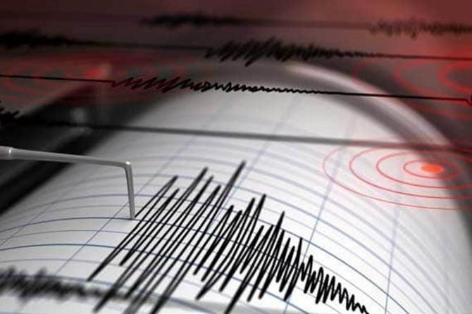 Ordu'da 4.0 büyüklüğünde deprem