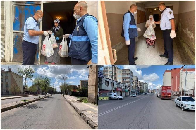 Bağlar Belediye Başkanı Hüseyin Beyoğlu yasağa uyan vatandaşlara teşekkür etti
