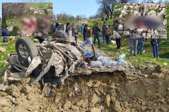 Kulp'ta, 5 köylünün katledildiği saldırıyla ilgili 1 kişi tutuklandı