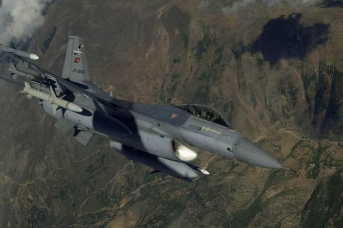 MSB: Şırnak'ta 2 PKK'li hava harekatıyla etkisiz hale getirildi