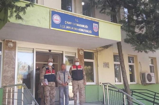Çınar'da 8 yıldır firari olan şahıs yakalandı