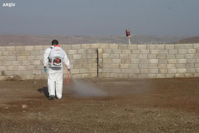 Çayırlı'nın Yaylakent Köyü Coronavirus nedeniyle karantinaya alındı