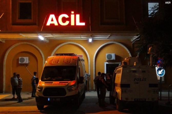 Mazıdağı'nda amca çocukları arasında çıkan silahlı kavgada 8 kişi yaralandı