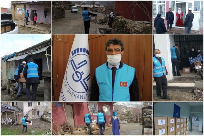 İBitlis Müftüsü Geylani: Cami dışı hizmette de din görevlilerimizle gönüllü olarak sahadayız