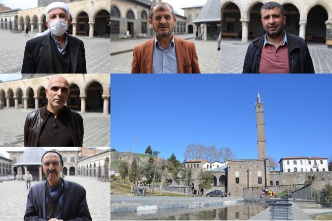 Diyarbakırlılar: Ramazan Ayı coşkusunu evlerimizde yaşamaya çalışacağız