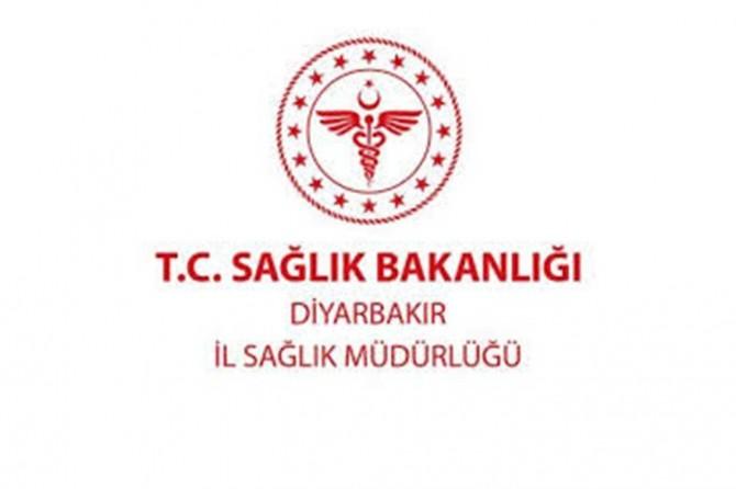 Diyarbakır İl Sağlık Müdürlüğü sürekli işçi alımı yerleştirme sonuçlarını açıkladı